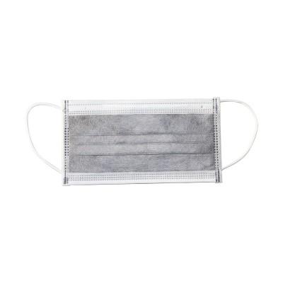 IAP 四層活性碳成人醫用外科口罩 - 灰黑獨立包裝 - 型號:FC016ig
