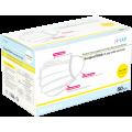 IAP 成人醫用外科口罩 (白色) - 獨立包裝 - 型號:FC016IW (LEVEL 2)