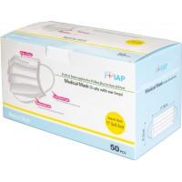 [台灣版] IAP 成人醫用外科口罩 - 獨立包裝 - 型號:FC016ib(TW)  (LEVEL 2) (藍色)