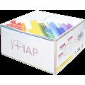 IAP 彩虹成人口罩 - 獨立包裝 - 薰衣草紫系列 - 型號:FC016ICP (LEVEL 2)