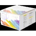 IAP 彩虹中童/女士口罩 - 獨立包裝 - 彩色系列 - 型號:FC017IC (LEVEL 2)